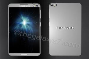 Ультратонкий концепт Galaxy S7 c поворотной камерой