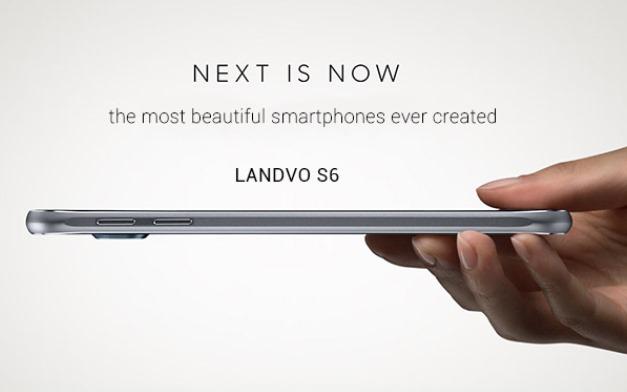 Внешне копия может выглядеть достаточно эффектно, как эта копия Galaxy S6 - Landvo S6