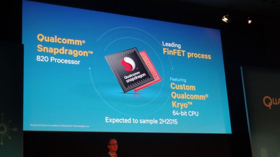 Презентация Snapdragon 820 от Qualcomm