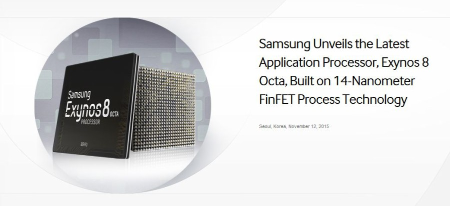 Samsung Exynos 8890
