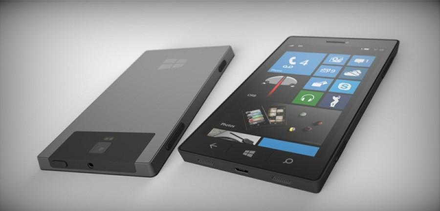 Смартфоны на Qualcomm Snapdragon 820 - Microsoft Surface Phone