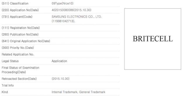 Новый сенсор BRITECELL от Samsung для Galaxy S7