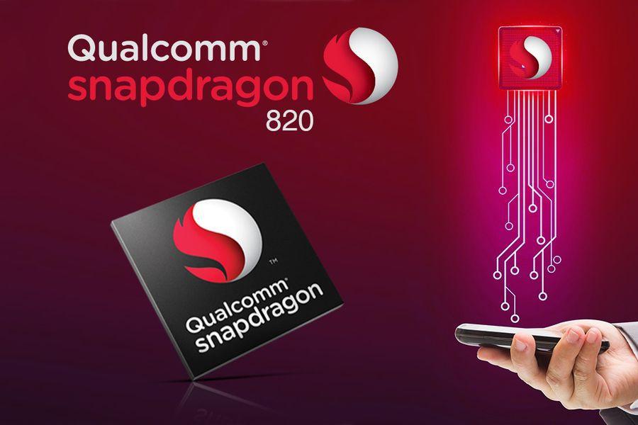 Смартфоны на Qualcomm Snapdragon 820
