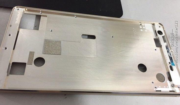 Первые фото Galaxy S7: корпус смартфона Samsung в деталях