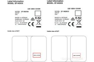 Новые чехлы LED View Cover от Samsung для Galaxy S7 и Galaxy S7 Edge