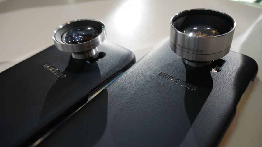 Объективы для Samsung Lens Cover