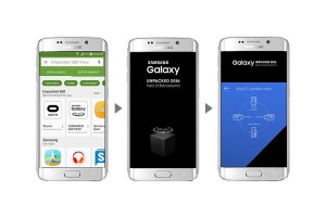 В ожидании презентации Samsung Galaxy S7 Unpacked 2016