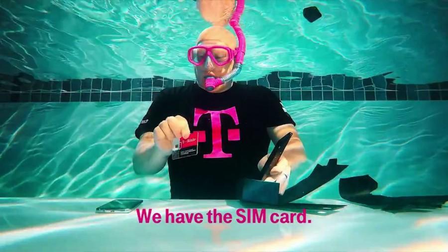 Защита IP68 Samsung Galaxy S7 прошла испытание водой