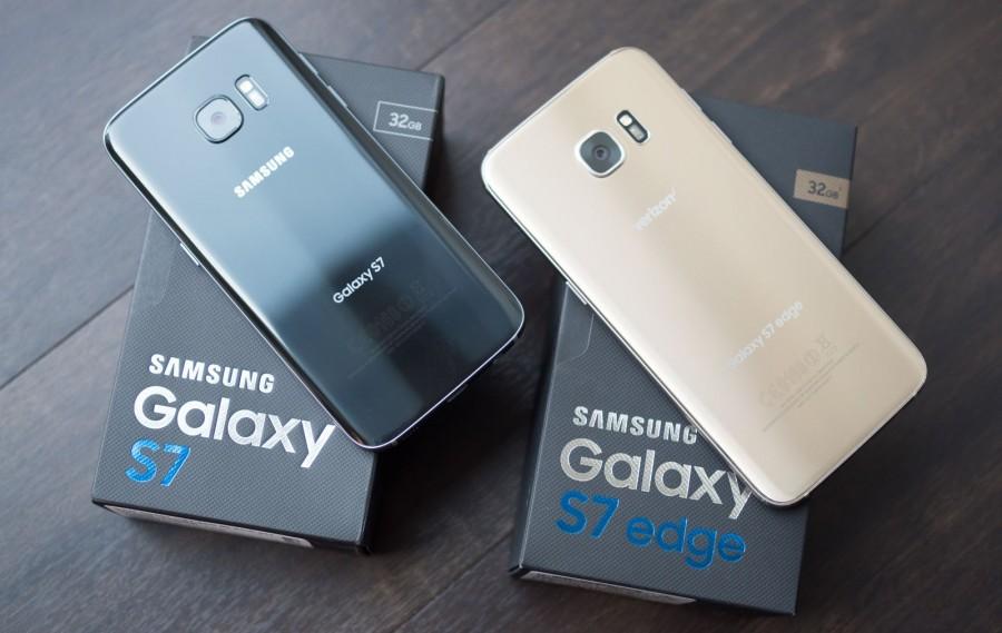 Купить Samsung Galaxy S7 в кредит без переплаты