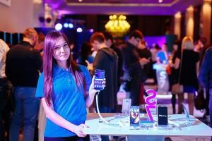 Официальный выход Samsung Galaxy S7 в Казахстане состоялся