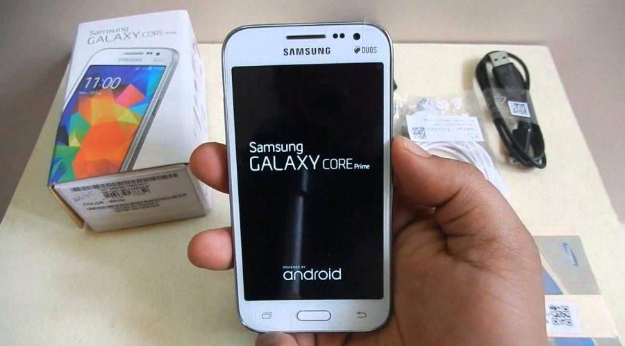 Предшественник Galaxy Core Prime 2 - Galaxy Core Prime