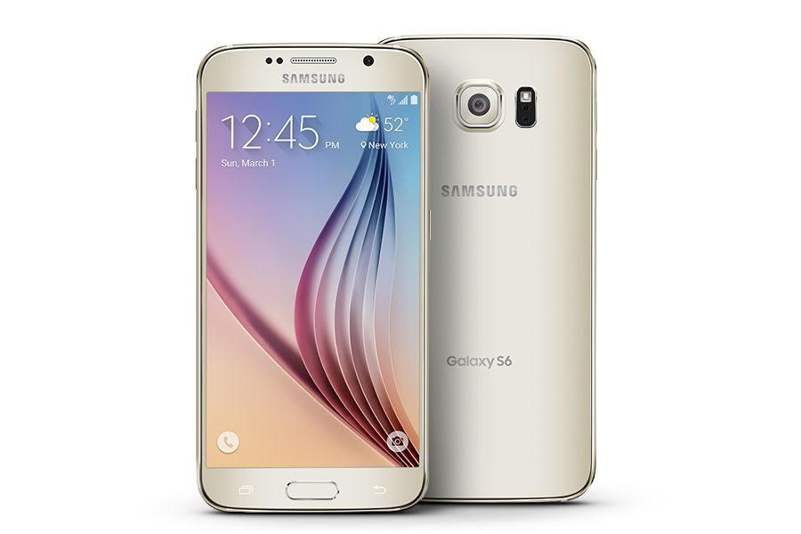 Samsung Galaxy S6 SM-G920T - вариант для оператора T-Mobile, США