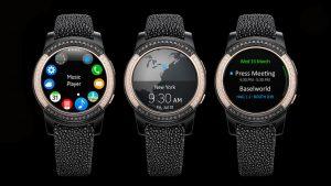 Samsung Gear S3 by De Grisogono