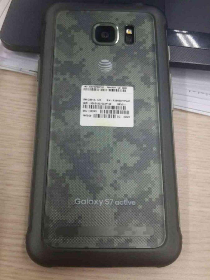 Фото Samsung Galaxy S7 Active
