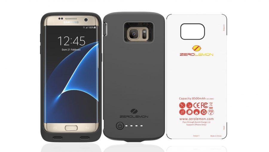 Компания ZeroLemon представила новый чехол для Samsung Galaxy S7 Edge