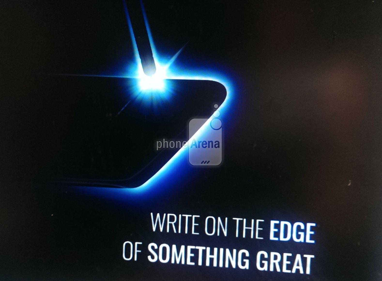 Note 7 Edge