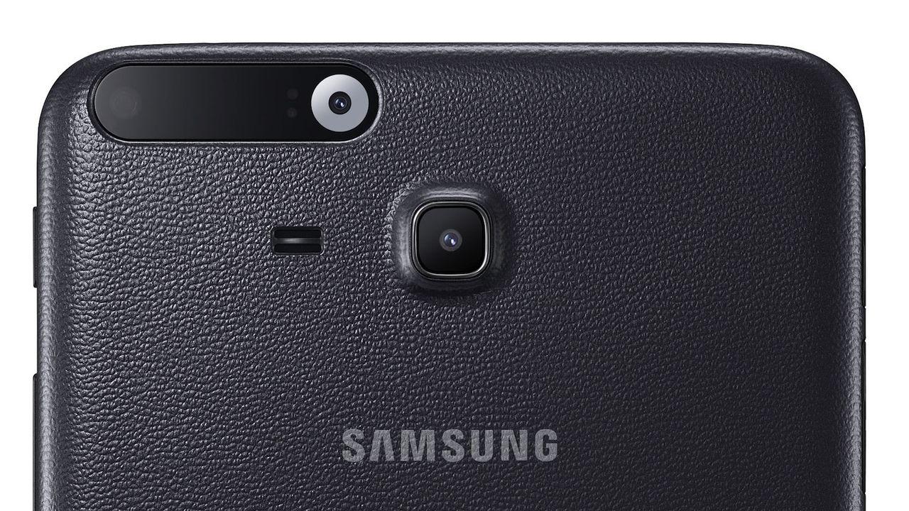 Galaxy Tab IRIS - первый планшет со встроенным сканером радужной оболочки глаза