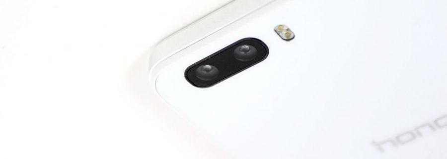 Двойная камера Huawei Honor 6 Plus