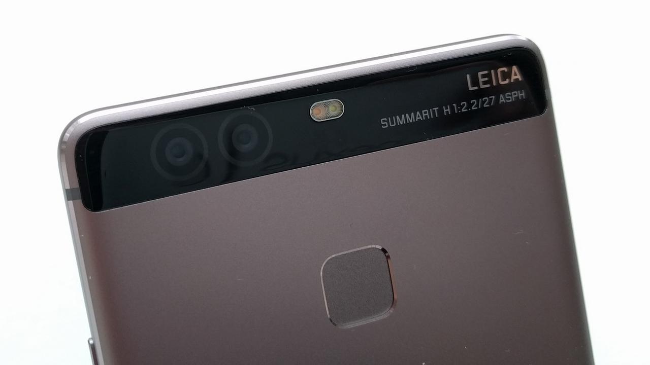 Камера Huawei P9 Plus
