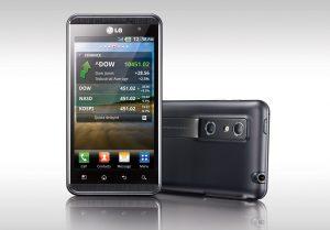 LG Optimus 3D - один из первых смартфоно с двойной камерой