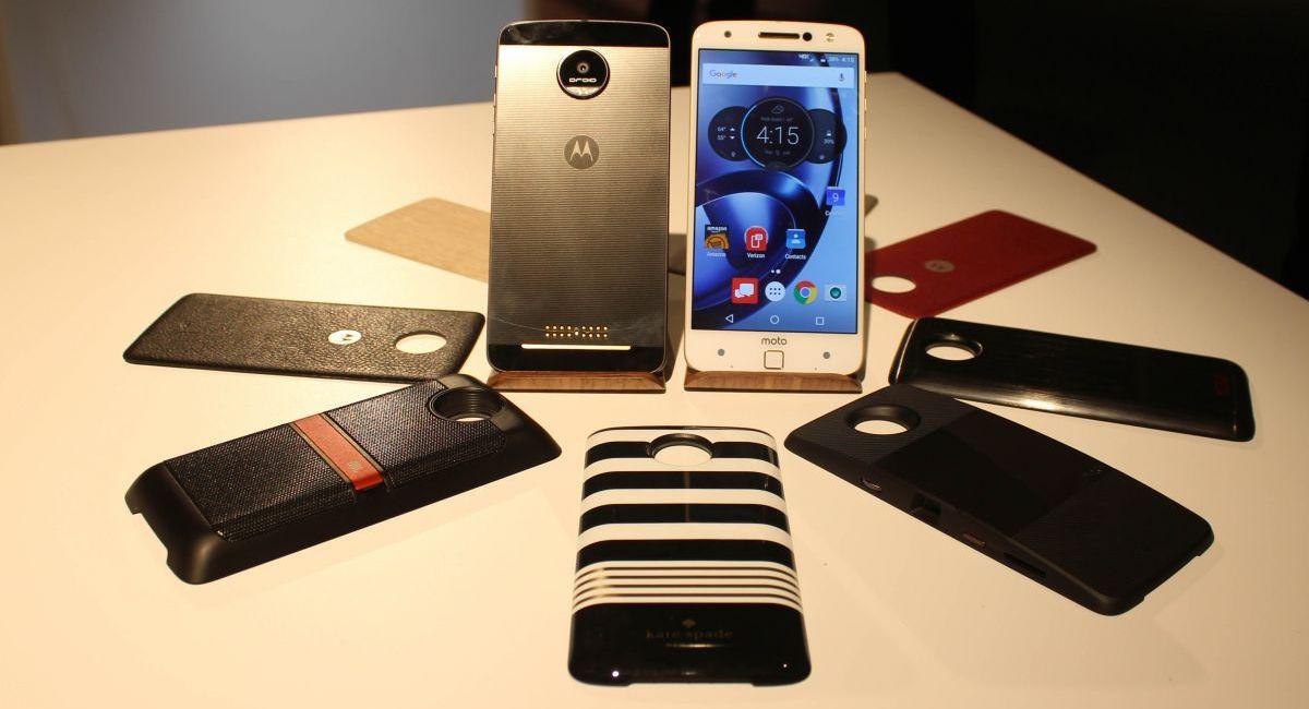 Модули для Motorola Moto Z