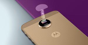 Камера Motorola Moto Z