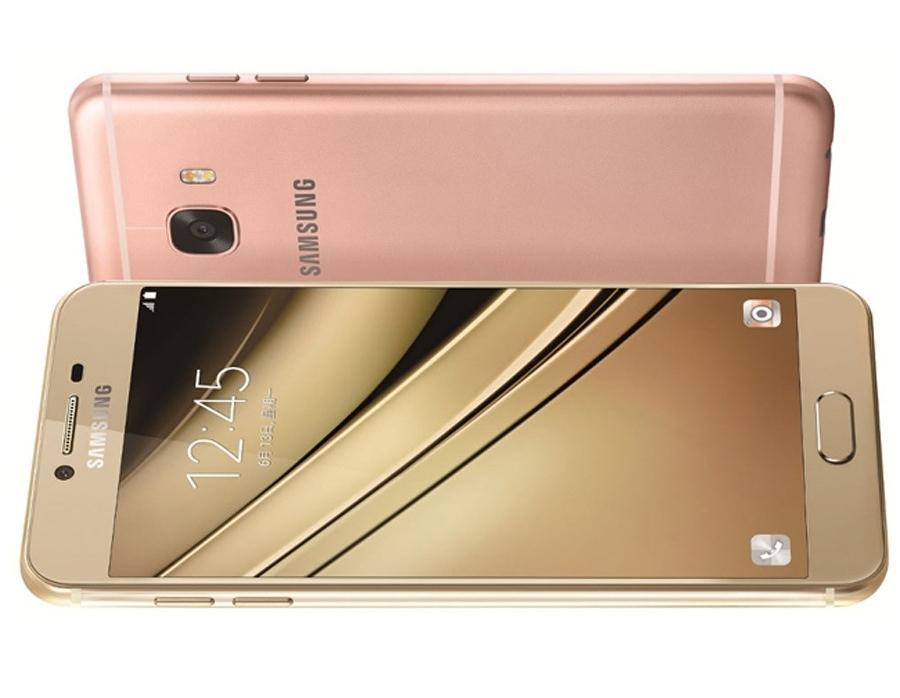 Дизайн Samsung Galaxy C7