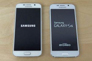 Как отличить оригинальный Samsung Galaxy S6 от китайской реплики