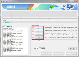 Подключаем файлы прошивки