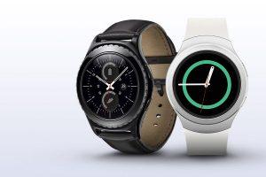 Пара видео Samsung Gear S3, будущих смарт-часов из Южной Кореи