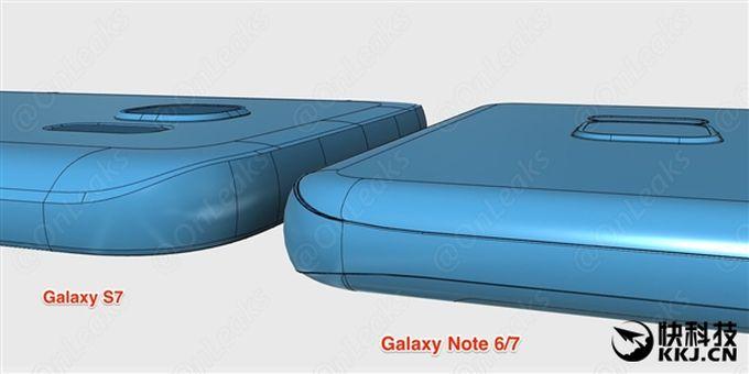 Камера Samsung Galaxy Note 6