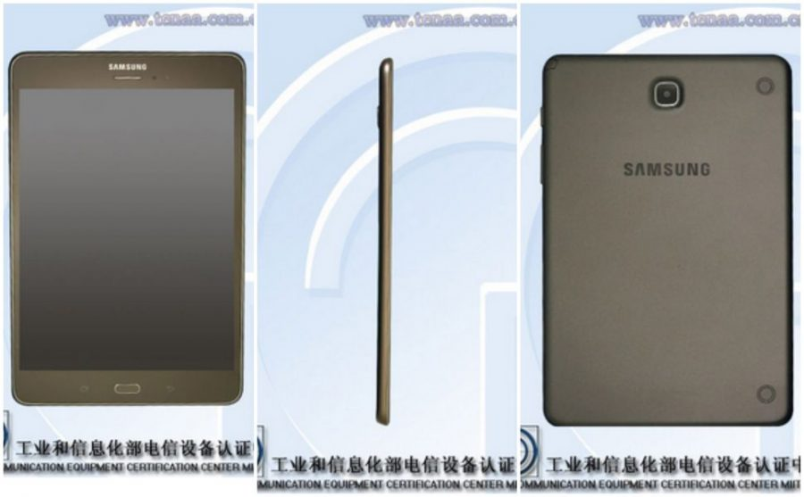Samsung Galaxy Tab 5 (8.0)