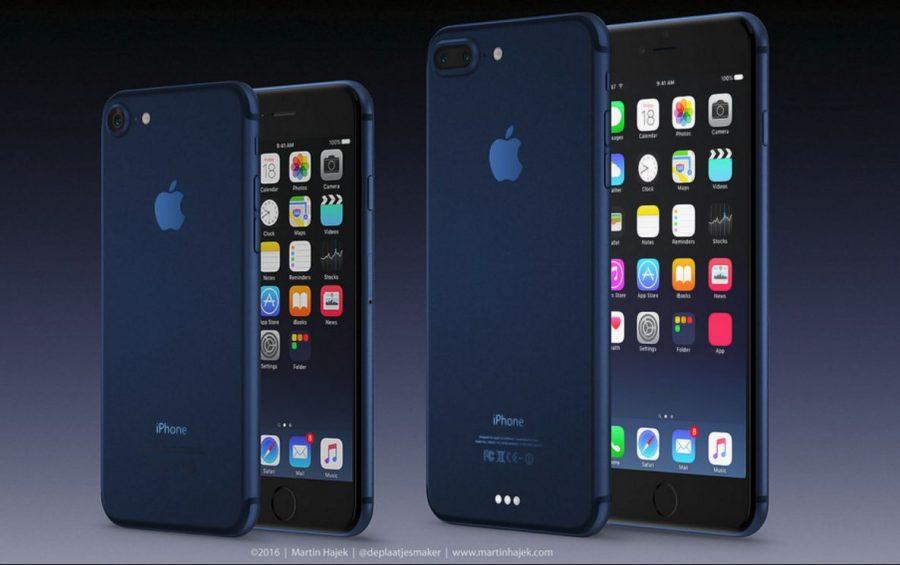 Apple iPhone 7 Plus - главный конкурент Samsung Galaxy Note 7