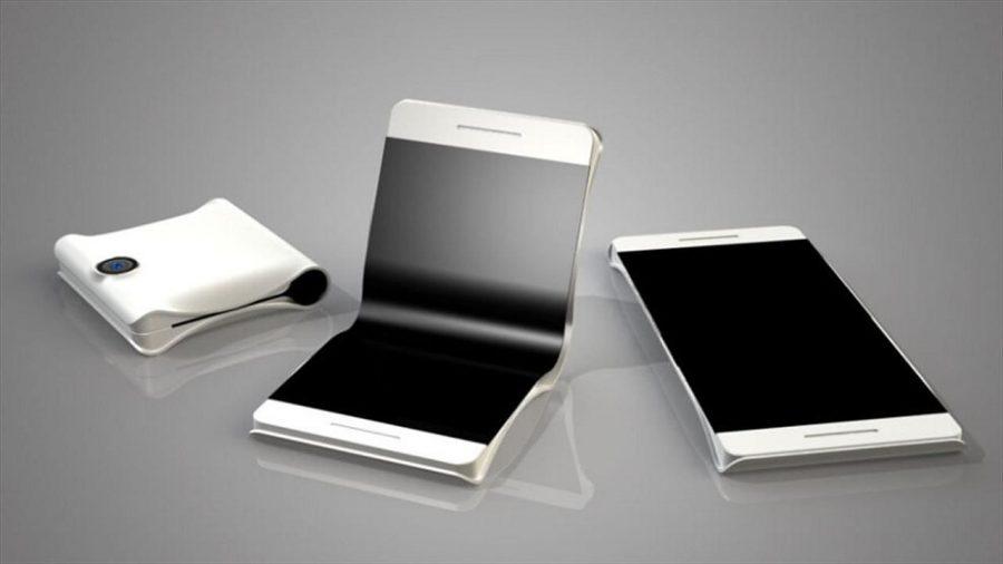 Концепт Samsung Galaxy X