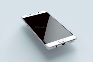 Samsung Galaxy Note 7 выйдет в августе этого года, если верить инсайдеру
