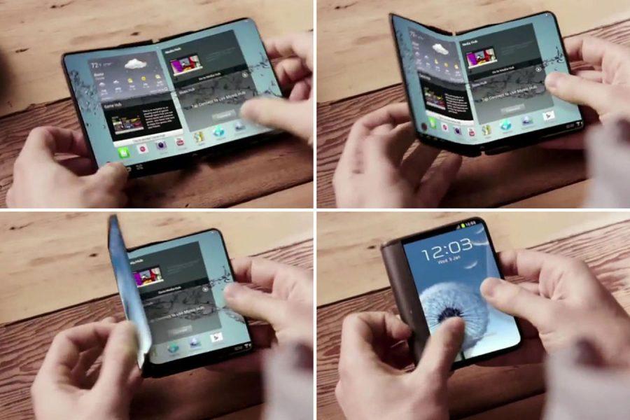 Samsung Galaxy X: самый инновационный смартфон 2017 года