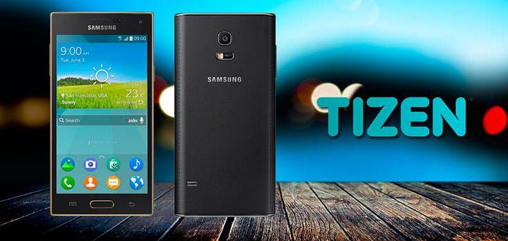 Samsung Z - первый смартфон на базе ОС Tizen