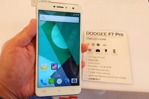 Doogee F7: бюджетный флагман на 6 Gb ОЗУ и 128 Gb Flash за $300