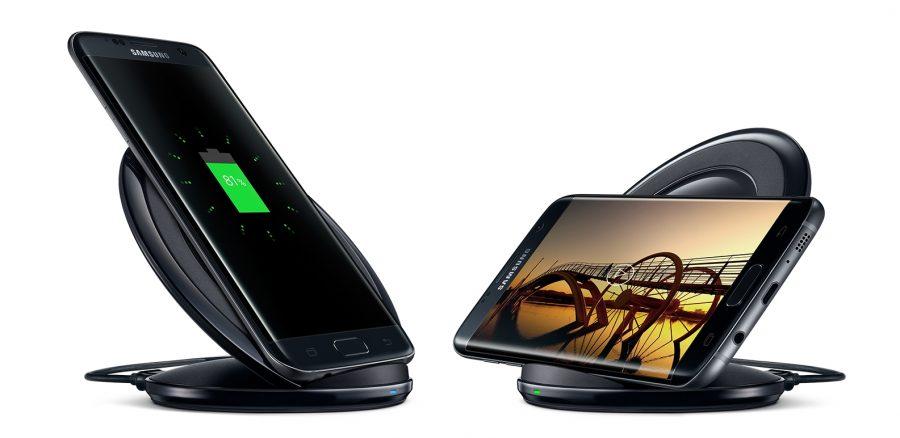 Беспроводное зарядное устройство для Samsung Galaxy Note 7 EP-NG930