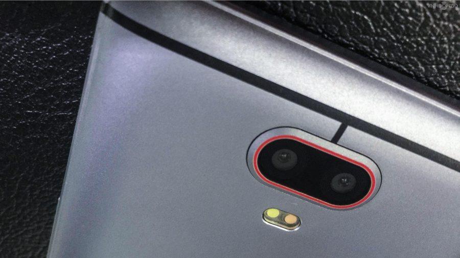 Камера Elephone P9000 Edge
