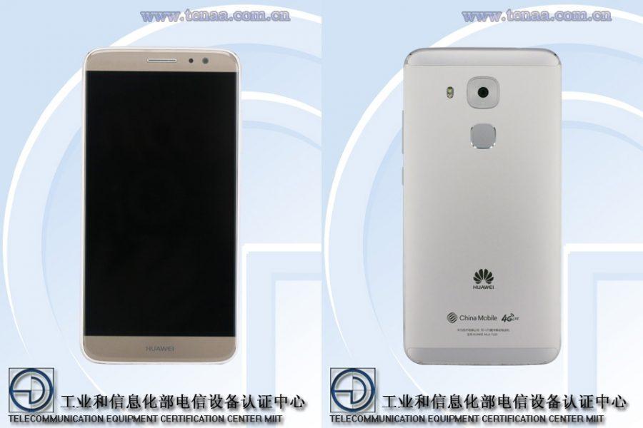 Дизайн Huawei Maimang 5