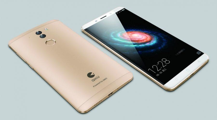 Дизайн QiKu 360 Q4 Lite