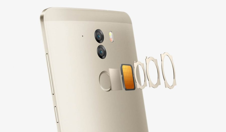 Сканер отпечатков пальцев QiKu 360 Q4 Lite