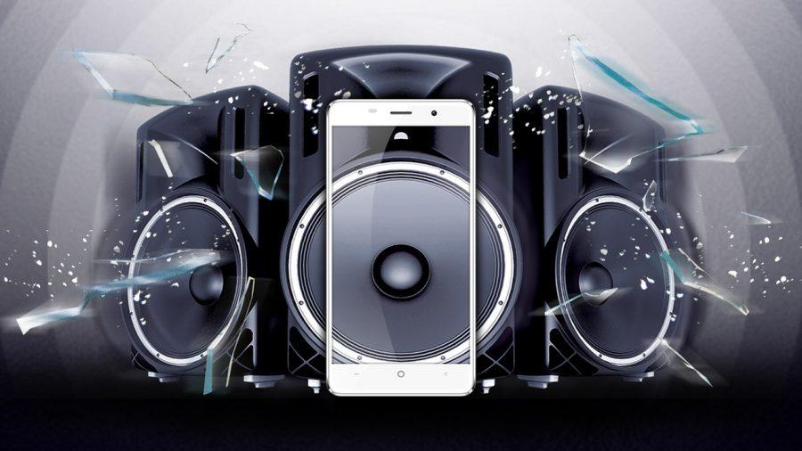 Звук Leagoo M5