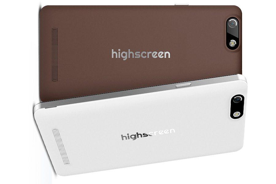 Highscreen Power Five EVO