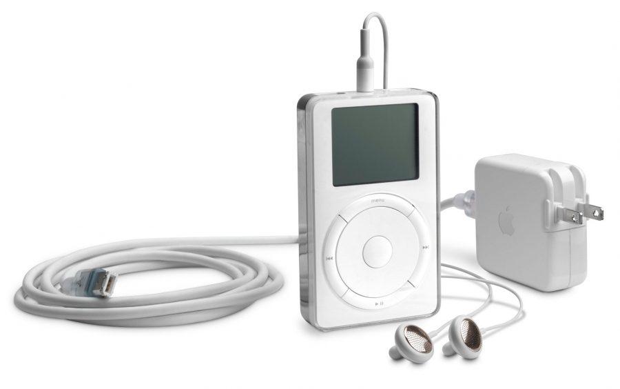 Самый первый Apple iPod уже не имел съемного аккумулятора