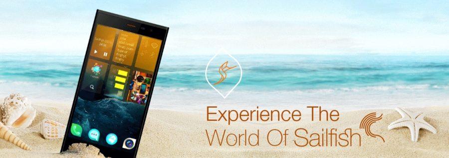 Intex Aqua Fish: недорогой стильный смартфон на базе Sailfish OS 2.0
