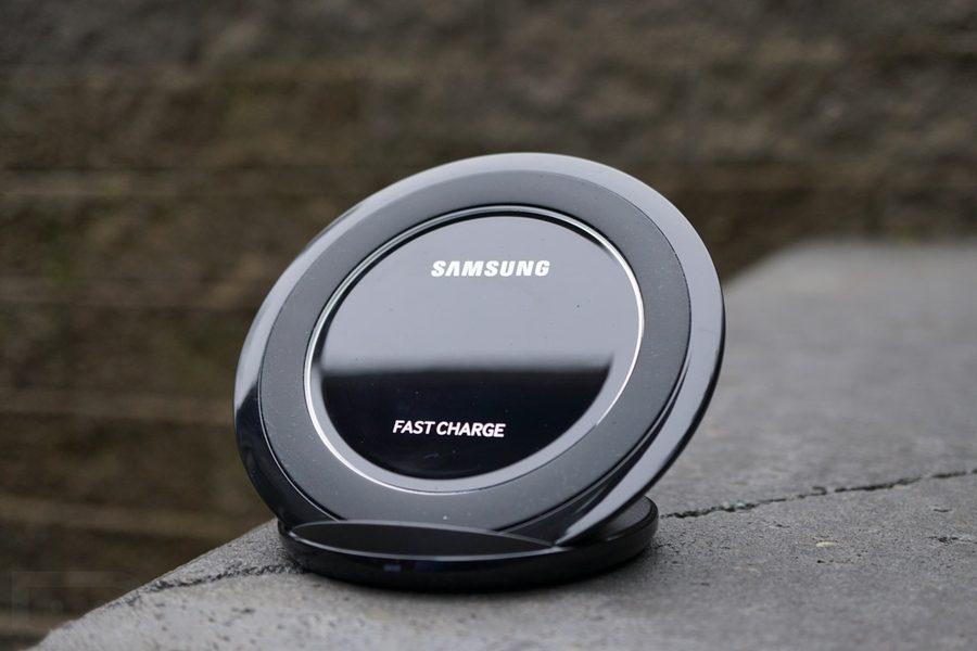 Беспроводная зарядка Samsung Galaxy Note 7: лучшие решения