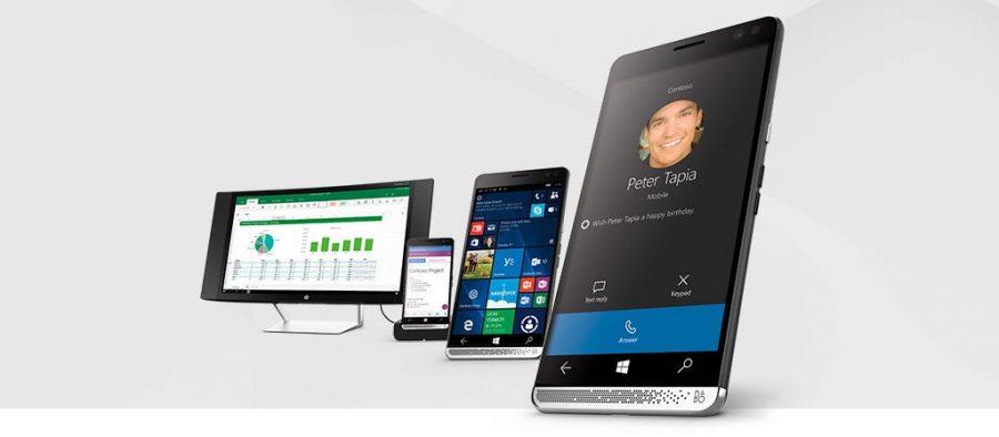HP Elite x3 обединяет в себе три устройства: смартфон, ноутбук и ПК
