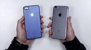 Apple iPhone 7 Plus vs iPhone 6s Plus